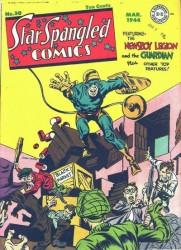 Star Spangled Comics #30