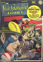 Star Spangled Comics #32