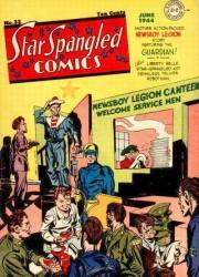 Star Spangled Comics #33