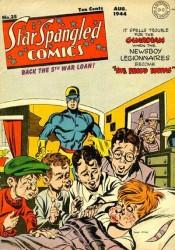 Star Spangled Comics #35