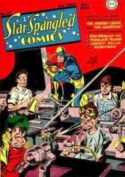 Star Spangled Comics #37