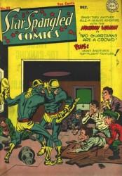 Star Spangled Comics #39