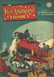 Star Spangled Comics #40