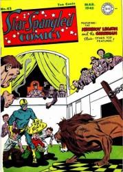 Star Spangled Comics #42