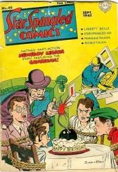 Star Spangled Comics #48