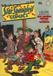 Star Spangled Comics #49