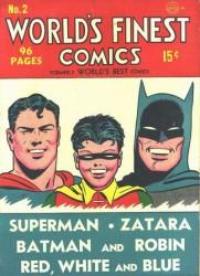 World's Finest Comics #2