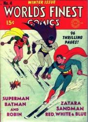World's Finest Comics #4