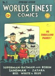 World's Finest Comics #5