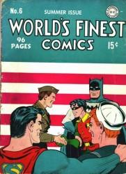 World's Finest Comics #6