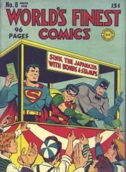 World's Finest Comics #8