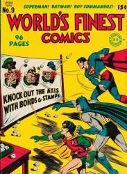 World's Finest Comics #9