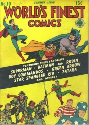 World's Finest Comics #10