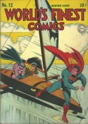 World's Finest Comics #12