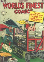 World's Finest Comics #13