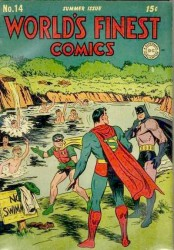 World's Finest Comics #14