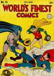 World's Finest Comics #15