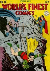 World's Finest Comics #16