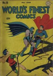 World's Finest Comics #19