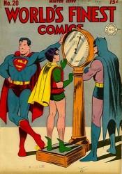 World's Finest Comics #20