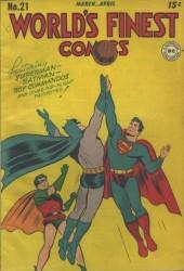 World's Finest Comics #21
