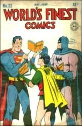 World's Finest Comics #22