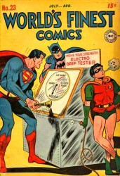 World's Finest Comics #23