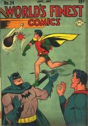 World's Finest Comics #24