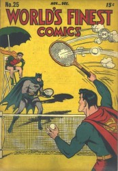 World's Finest Comics #25
