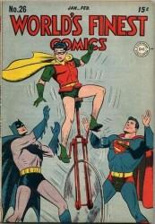 World's Finest Comics #26