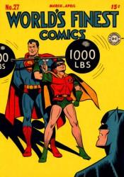 World's Finest Comics #27