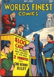 World's Finest Comics #28
