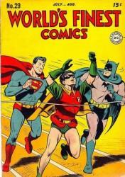 World's Finest Comics #29