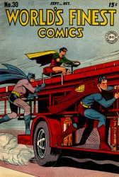 World's Finest Comics #30