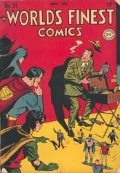 World's Finest Comics #31