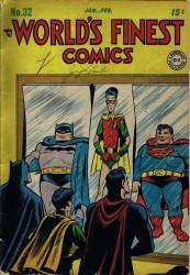World's Finest Comics #32