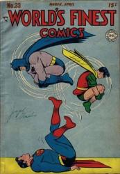 World's Finest Comics #33