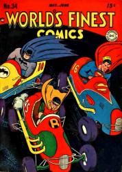 World's Finest Comics #34