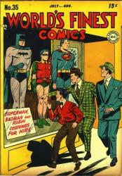 World's Finest Comics #35
