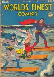 World's Finest Comics #36