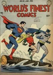 World's Finest Comics #38