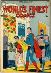World's Finest Comics #40