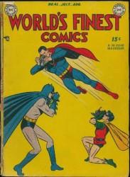 World's Finest Comics #41