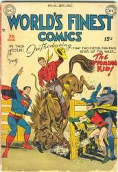 World's Finest Comics #42