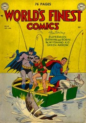 World's Finest Comics #43