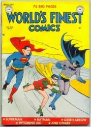World's Finest Comics #47
