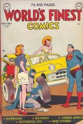 World's Finest Comics #48