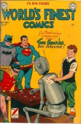 World's Finest Comics #49