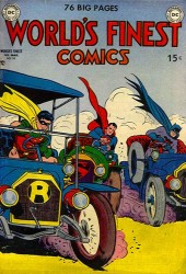 World's Finest Comics #50