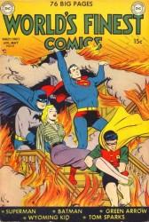 World's Finest Comics #51